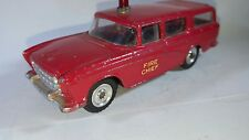 DINKY TOYS # 257  FIRE CHIEF NASH RAMBLER