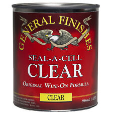 Clear Seal-A-Cell Gallon