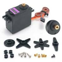 MG996R MG996 360° Gear Servo Motor Torque For RC Helicopter Robot Arduino Tool