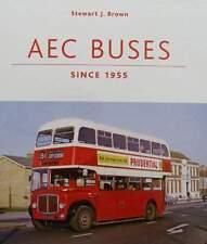 LIVRE/BOOK : BUS ANGLAIS - AEC BUSES (autobus années 50,60,70 à impériale