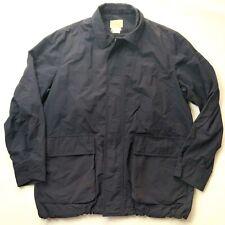 Beretta Sport Jacket CoolMax Navy Blue Men's Pre-Owned 44 / XL