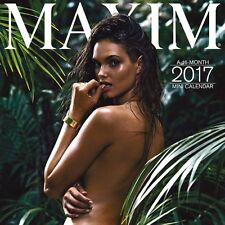 Maxim Sm Mini Wall Calendar