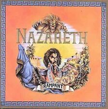 Rampant by Nazareth (CD, Jun-1997, Essential Records (UK))