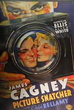 PICTURE SNATCHER (1933) James Cagney Patricia Ellis Alice White Ralph Bellamy