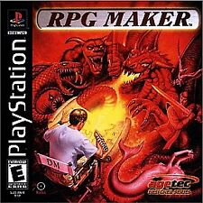 RPG Maker (Sony PlayStation 1, 2000)