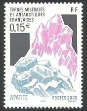 FSAT/TAAF 2003 Minerals/Crystals/Geology/Gems 1v n31791