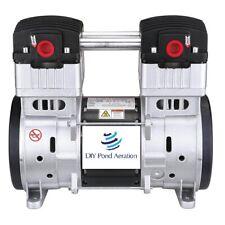 New 2 Hp 5 Cfm 125 Psi 110v Vacuum Veneer Pump Compressor Air Pump