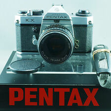 Pentax KX EXCELLENT Pentax K 55mm 1.8 **SERVICED** z47