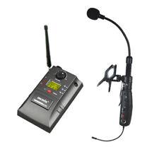 Uhf Pll instrument Wireless System flute/clarinet wireless microphone System
