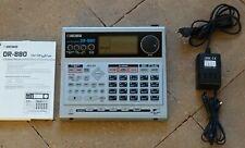 Boîtes à rythmes BAR Roland-BOSS DR. Rhythm DR-880 Drum Machine - TBE