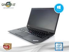 Cheap Lenovo ThinkPad X1 Carbon Core i5-4200U 180GB SSD Ultrabook Win 10 Laptop