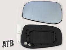 Spiegelglas Links Asphärisch Beheizbar f. VOLVO S60 I S80 I V70 II Neu