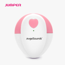 Angelsounds Fetal Doppler Baby Sound Heartbeat Monitor Dual Channel for Pregnant