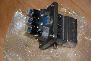 Genuine JCB 02/602081, Denso 094500-8540, Kubota D1503, Fuel Injection Pump