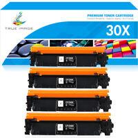 5PK CF230X High Yield Toner Compatible for HP 30X LaserJet M203dn MFP M227fdn