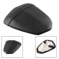Motorcycle Rear Passenger Seat Cushion Pillion fit Yamaha YZF R1 2009-2014 Black