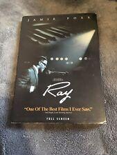 RAY (FULL SCREEN EDITION)- DVD