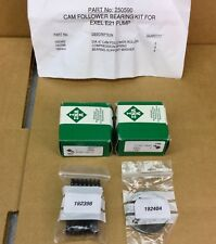 Itw Binks 250590 Cam Follower Bearing Kit For Exel Series E21 Pump New In Pkg