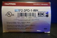 Lutron Mrf2-3Pd-1-Wh Maestro Wireless 300 Watt Plug-In Lamp Dimmer Module, White