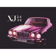 Betriebshandbuch / Owners manual Jaguar XJ6 3.4 & 4.2 Serie 2