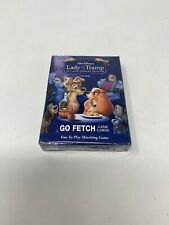 Lady And The Tramp Go Fetch Game Cards