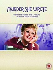 Murder She Wrote (DVD, 2018, 72-Discs Set, Complete Series)