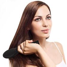Brosse lissante chauffante brosse à cheveux électrique lisseur avec LCD écran