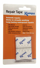 KAMPA / Stormsure AWNING TENT REPAIR TAPE SELF ADHESIVE WATERPROOF CAMPING