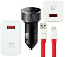 Original OnePlus DASH Power Adapter WARP 30watt Wall Charger C Cable 4A Fast Car