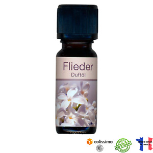 Huile Parfumée Lilas Pour Diffuseur Aromathérapie Parfum d'Ambiance 10ML