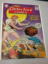 Detective Comics #278 Early Silver Age Batman and Robin 1960 Solid Book
