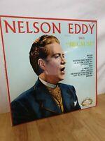 Nelson Eddy Because 12 Inch Vinyl Record Album