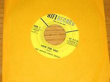 "JAZZ / POP 45 RPM - ARTHUR LYMAN GROUP - HIFI 5066 - ""LOVE FOR SALE"""