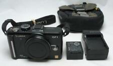 Panasonic LUMIX DMC-GF1 12.1MP Digital Camera - Black (Body Only)