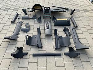 Lamborghini Gallardo Innenausstattung komplett Schwarz Nero Perseus