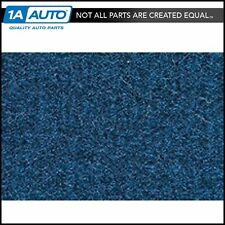 for 72-78 AMC Gremlin Cutpile 812-Royal Blue Cargo Area Carpet Molded
