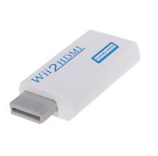 Convertisseur adaptateur HDMI full  DH 1080 pour Nintendo Wii - Wii U