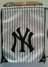 YANKEES MLB BASEBEALL genuine merchandise DRAWSTRING SACK PACK back pack cinch