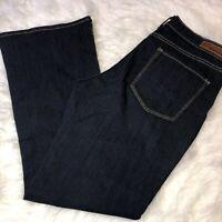 Denizen Levis Womens Jeans size 16 Short Modern Boot