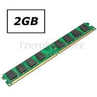 2GB DDR2-800MHz PC2-6400 240-PIN (DIMM) Memory RAM AMD Motherboard Desktop PC