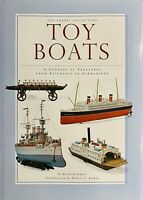 The Forbes Collection: Toy Boats, Richard Scholl, Courage Books 1st Ed 2004, NEW