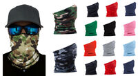 Face Snood Warmer Mask Full Function Neck Tube Scarf Balaclava Bandana