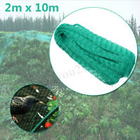 2mx10m Anti Bird Protect Tree Net Fruit Crop Plant Garden Pond Netting Mesh  #