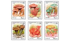 AFG9801Z Mushrooms 6 stamps MNH AFGAN POST 1998