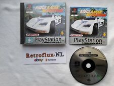 Ridge Racer Revolution (Platinum) - Complete PAL - Playstation 1 PS1