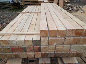 Lärche 7x7cm Kantholz Pfosten Pfahl Balken mehrstielig kerngetrennt bis 4m Länge