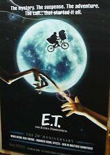 E.T. eXTRA tERRESTRIAL 3D Lenticular (1998) 27x40