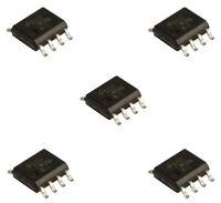 5 x LM386M SOP8 Low Voltage Audio Power Amplifier 5PCS LM386 Surface Mount