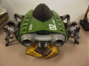 TYCO - R/C N.S.E.C.T. Robotic Attack Creature - 27 MHz - Green From 2006