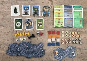 Authentic Settlers of Catan Knights and Cities 3rd Ed. Replacement Pieces Parts